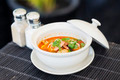 tom yam kung spicy thai prawn soup - PhotoDune Item for Sale