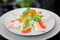 yum som o prawn and pomelo thai salad - PhotoDune Item for Sale