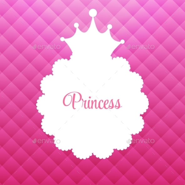 GraphicRiver Princess Background 10782418