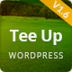 Tee Up - Elegant Golf Wordpress Theme - ThemeForest Item for Sale