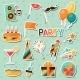 Celebration Party Set - GraphicRiver Item for Sale