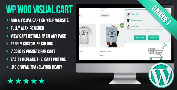 CodeCanyon WP Woo Visual Cart 10767265
