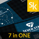 Seven Star Creative Business Card Vol.2