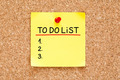 To Do List Sticky Note - PhotoDune Item for Sale