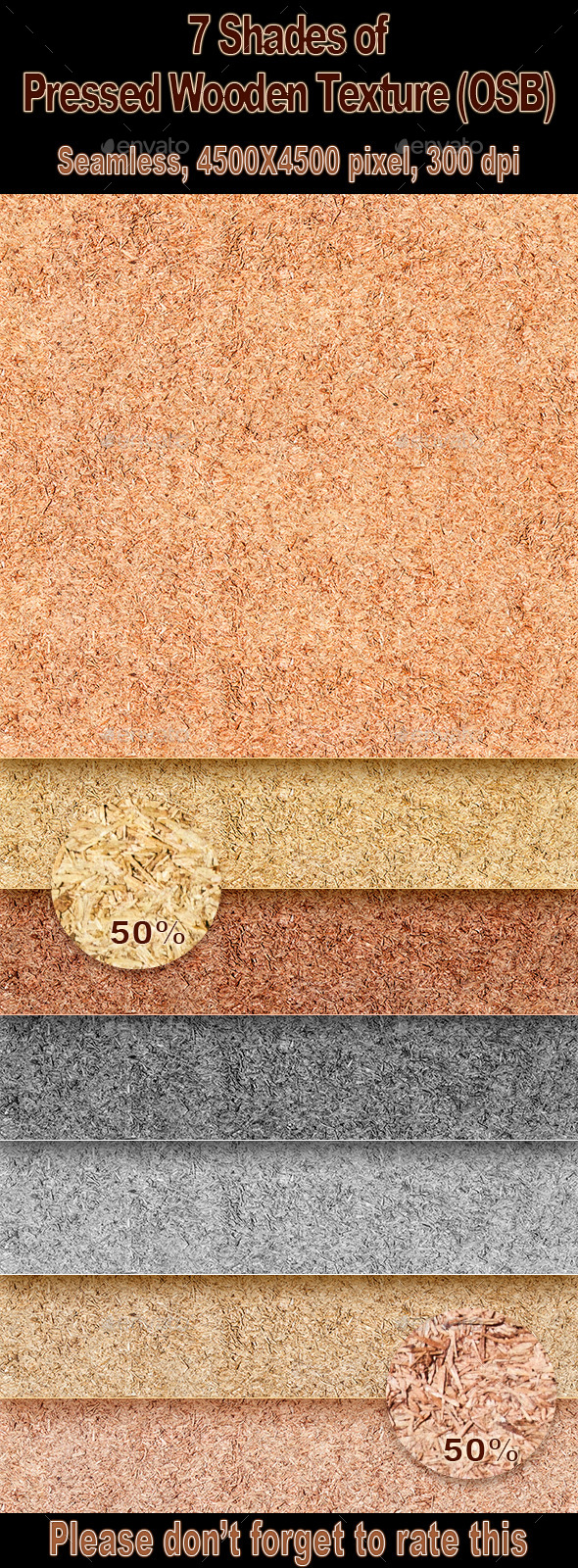 GraphicRiver Pressed Wooden Chips Texture OSB Tileable 10601128