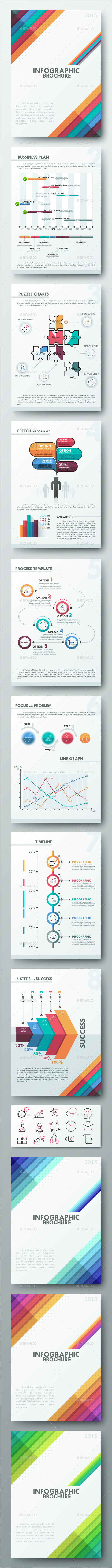 GraphicRiver Modern Infographic Brochure 10783851