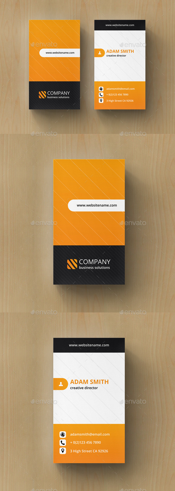 GraphicRiver Creative Business Card 10784968