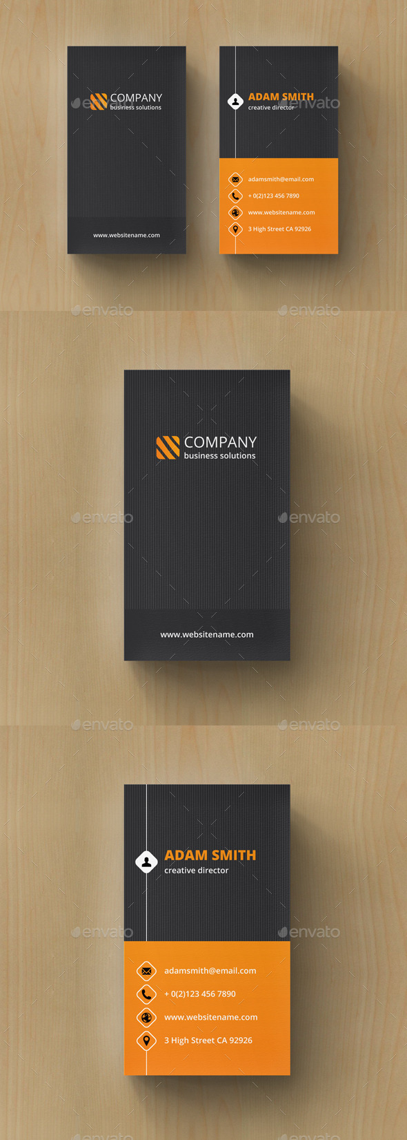 GraphicRiver Creative Business Card 10784971