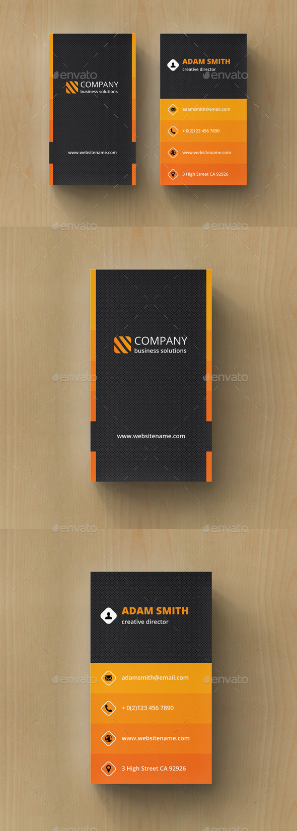 GraphicRiver Creative Business Card 10784978
