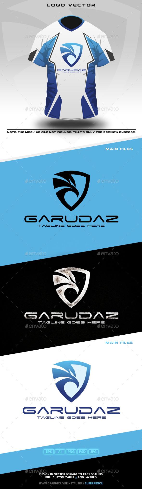 Garudaz Logo