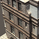 Apartment House #150 Low Poly 3d Building