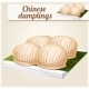 Chinese Dumplings - GraphicRiver Item for Sale