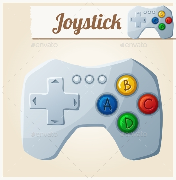 GraphicRiver Joystick 10785849