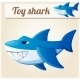 Toy Shark - GraphicRiver Item for Sale