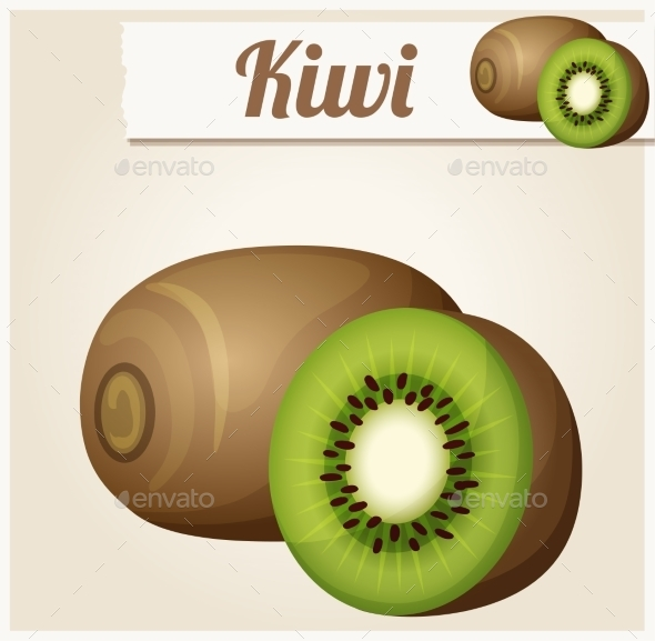 GraphicRiver Kiwi 10786065