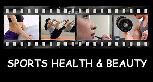 SPORT, HEALTH and BEAUTY