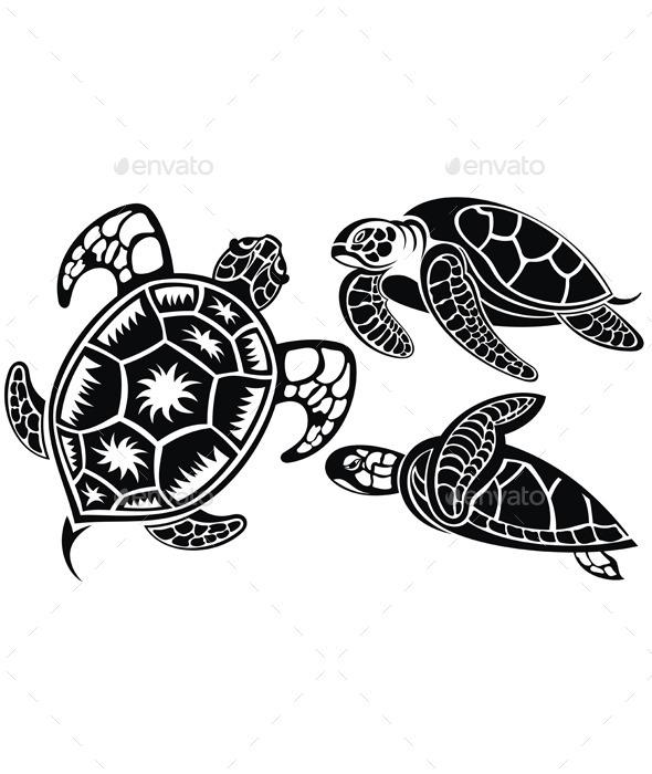 GraphicRiver Turtles 10786155