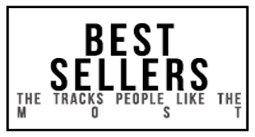 Best Selling Tracks