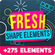 Shape Elements Fresh - VideoHive Item for Sale