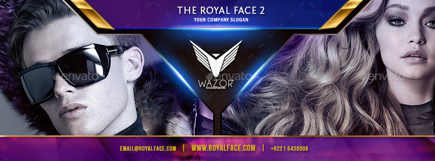 GraphicRiver: Royalface - Facebook Timeline Cover 10788328