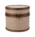 Round Wood Box - PhotoDune Item for Sale