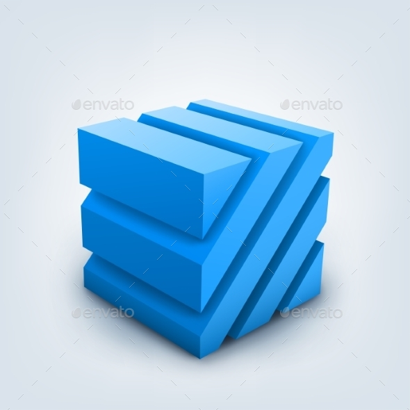GraphicRiver 3D Cube 10788626