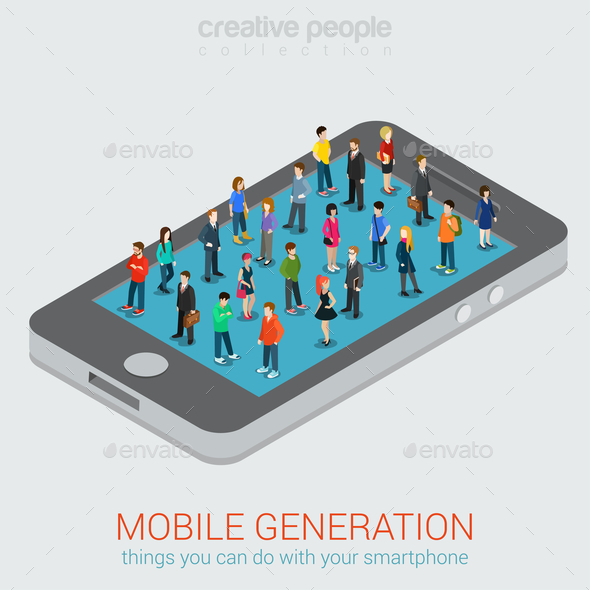 GraphicRiver Mobile Generation 10789438