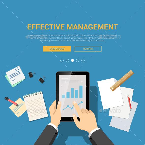 GraphicRiver Management Concept 10789441