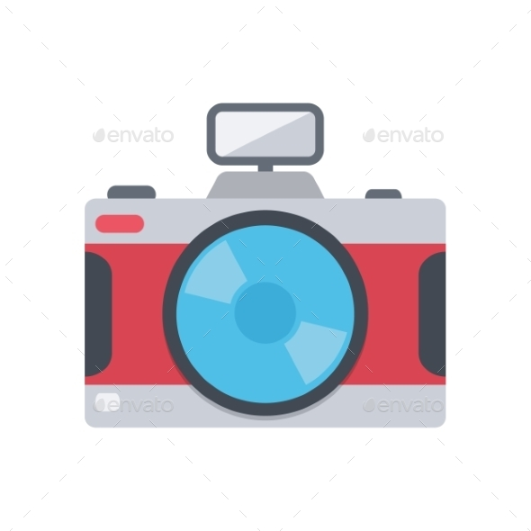 GraphicRiver Camera 10790080
