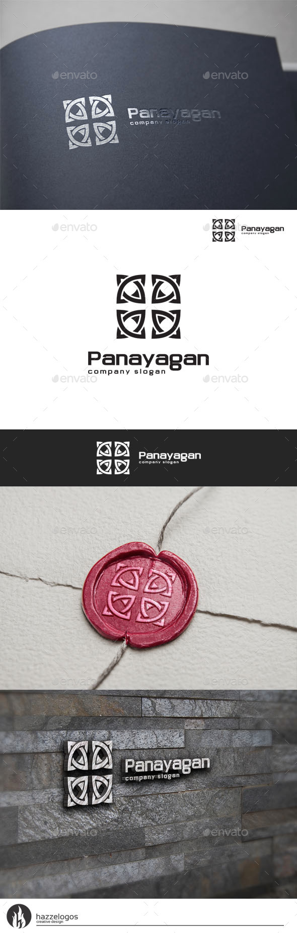 GraphicRiver Panayagan Logo 10790260