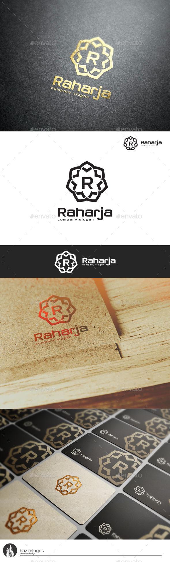 GraphicRiver Raharja Logo 10790265