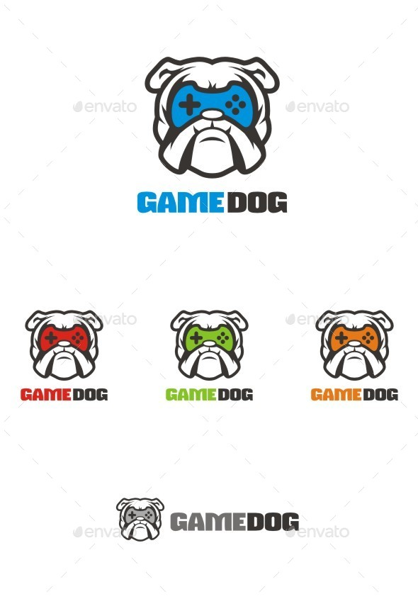 GraphicRiver Game Dog 10790286