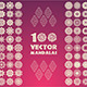 100 Mandalas - GraphicRiver Item for Sale