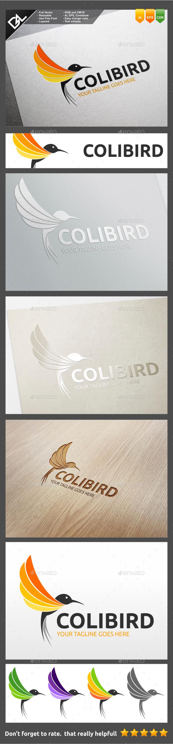 GraphicRiver Colibird 10793492