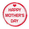 Happy Mother's day stamp - PhotoDune Item for Sale