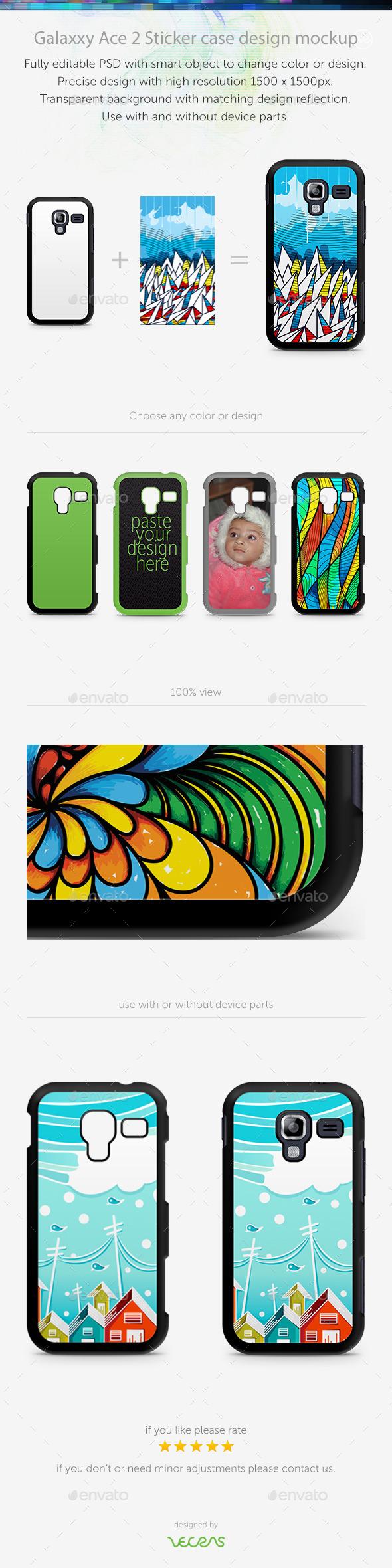 GraphicRiver Galaxxy Ace 2 Sticker Case Design Mockup 10793938