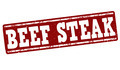 Beef steak stamp - PhotoDune Item for Sale