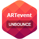 ARTevent - Unbounce Template