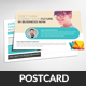 Corporate Business Postcard Template - GraphicRiver Item for Sale