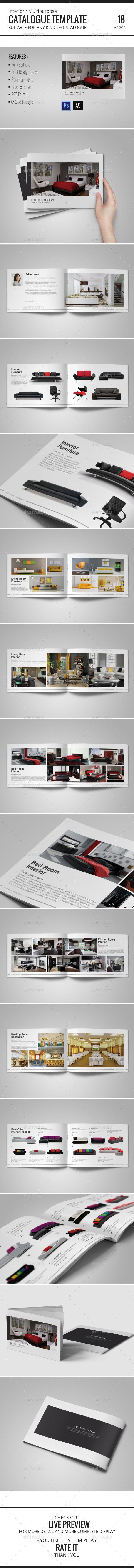 GraphicRiver Interior Catalog 10794573