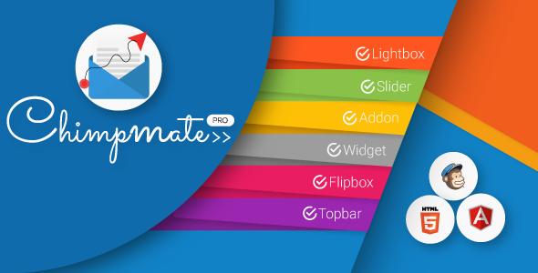 CodeCanyon ChimpMate Pro WordPress MailChimp Assistant 10707562