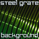 Chrome Steel Grate Surface - GraphicRiver Item for Sale