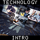Digital Technology Intro - Economy Finance Opener - VideoHive Item for Sale