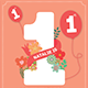 Baby Birthday Template - Vol. 2 - GraphicRiver Item for Sale