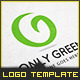 Only Green - Logo Template - GraphicRiver Item for Sale