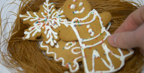 Gingerbread and Cookies 2