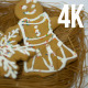 Gingerbread and Cookies 4 - VideoHive Item for Sale