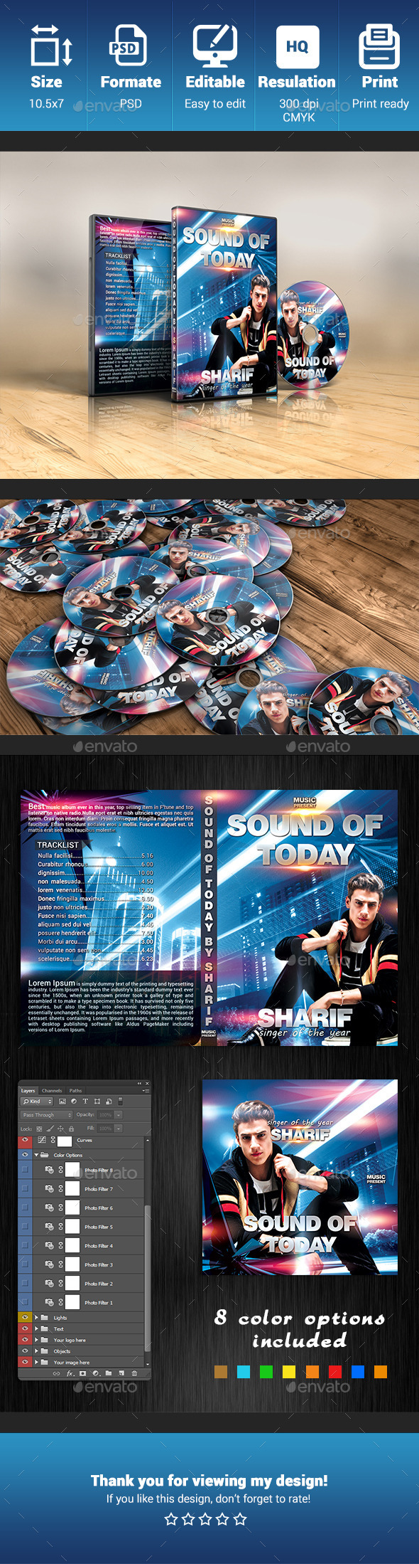GraphicRiver DVD Template 10796215