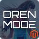 Orenmode - Responsive Magento Theme - ThemeForest Item for Sale