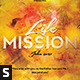 Life Mission Church Flyer - GraphicRiver Item for Sale